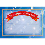 Principal Banner Card (20) NEW in 2016