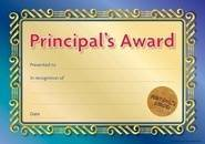 Principal Formal Seal (35) Paper Certificates