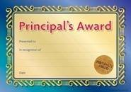 Principal Formal Seal (100) CARD Certificates