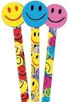 Smiles Pencil Toppers (6)