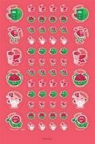 Scented Watermelon Scentsations Stickers (180)