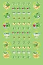 Scented Green Apple Scentsations Stickers (180)