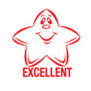 Excellent Star (Discontinued) Red Colour