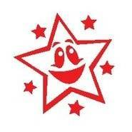 Star Merit Stamp