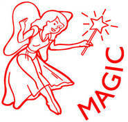 Magic Fairy Merit Stamp
