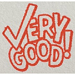 Very Good Merit Stamp