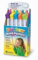 Rainbow Hand Pointers (10)