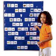 Standard Pocket Chart.