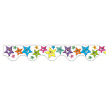 Magnetic Star Scalloped Border (12)