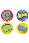 Super, Awesome Fluoro Stickers (96)