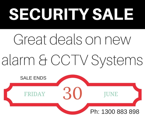 Security Sale