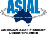 Logo of Australia Security Industry Association Limited
