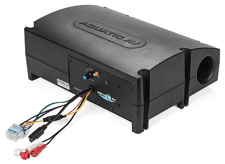 Aquatic AV SWA6  Bluetooth and USB Stereo Subwoofer