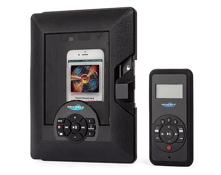 Aquatic AV DM6  Digital Media Locker