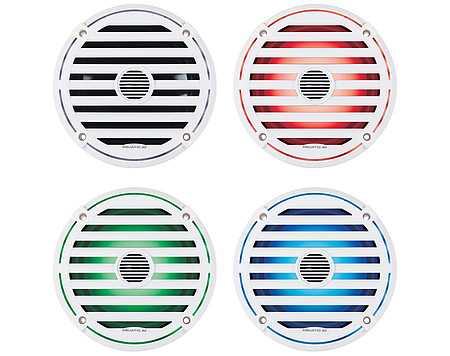 Aquatic AV Elite Series Marine Speakers 6.5 Inch