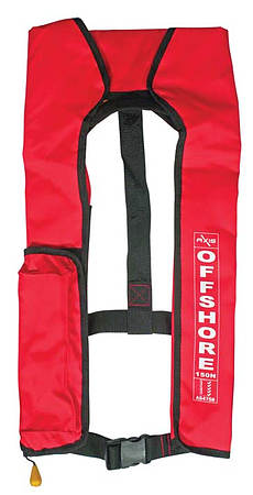 AXIS Life Jacket Offshore 150 Manual