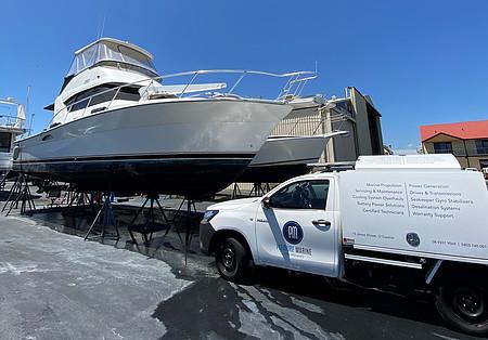 Marine Diesel Servicing