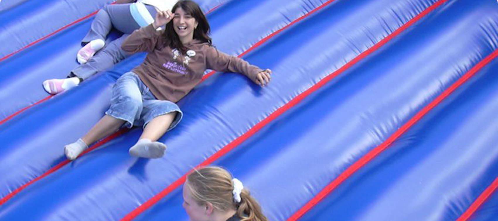 Try Out Are Bouncy Castle Range