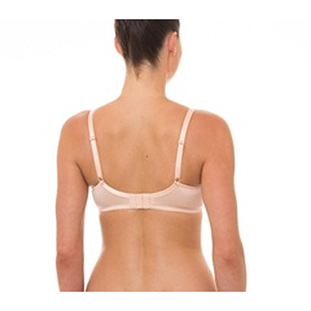 Pure Luxury Support Underwire Bra - Image 2