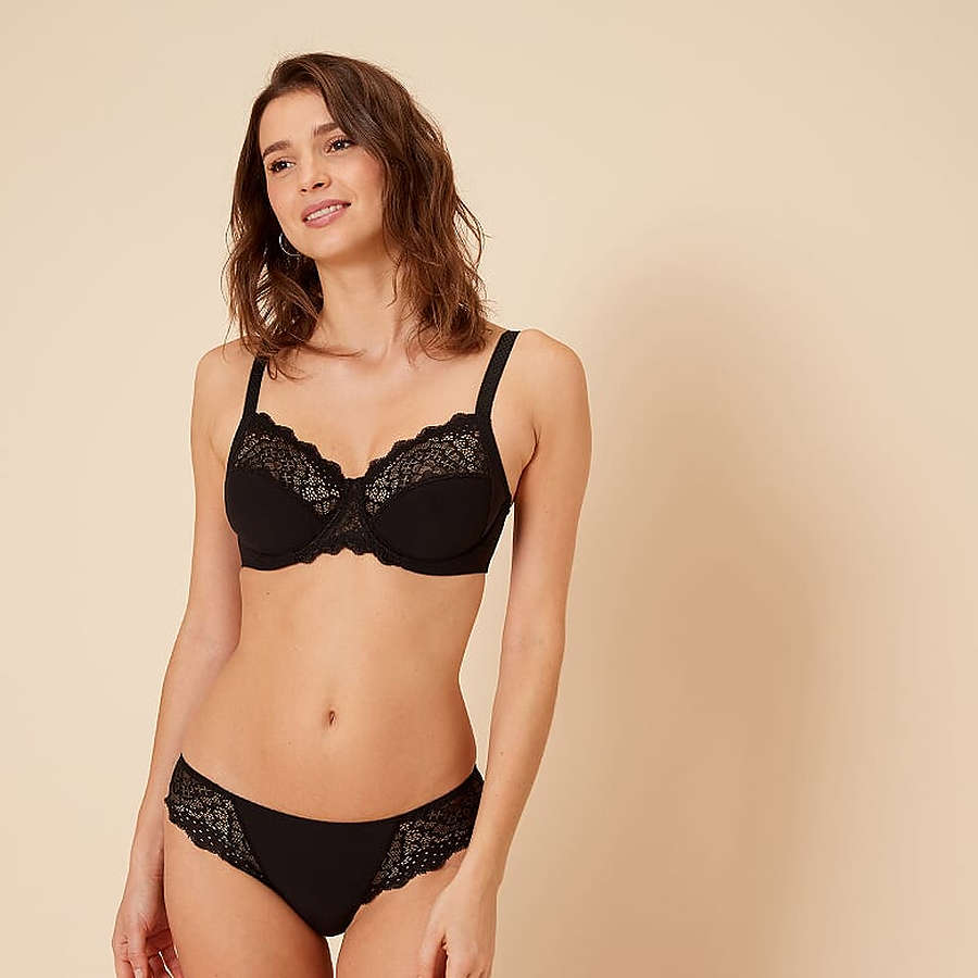 Caresse Full Cup Bra - to a G cup - Image 1