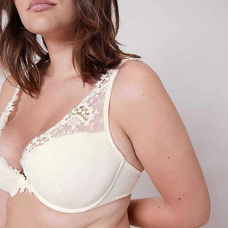 Wish Push-up Triangle Bra - Image 2