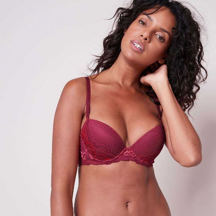 Promesse Push-Up Bra in Tourmaline *Limited Stock, Please Call For Available Sizes!* - Image 1