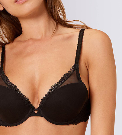 Confiance Push Up Triangle Bra - Image 6