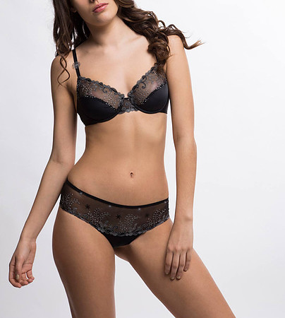 Delice Full Cup Underwire Bra *Discontinued, Please Call for Available Size* - Image 4