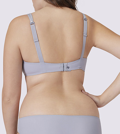 Delice Half Cup Bra in Cloud *Limited Stock, Please Call For Available Sizes!* - Image 2