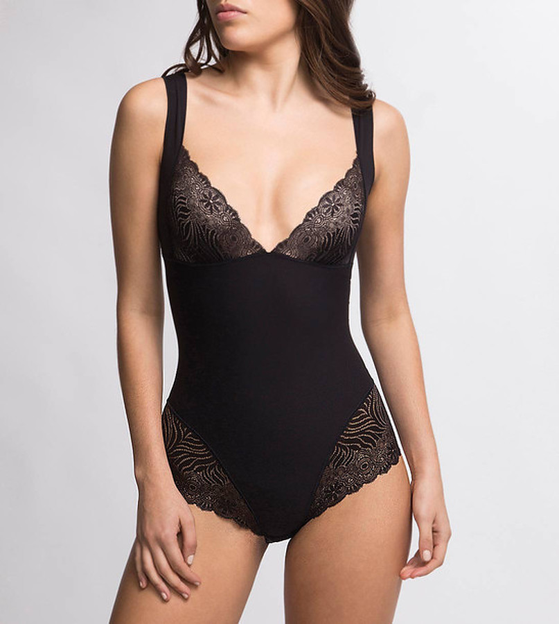 Top Model Control Bodysuit - Image 1