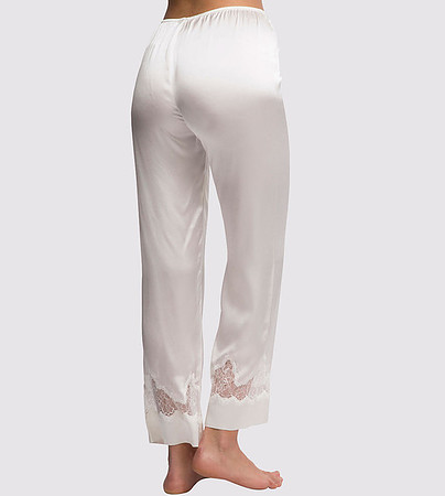 Nocturne Silk Night Pant - Image 4