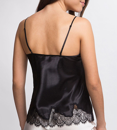 Nocturne Silk Camisole *Limited Sizes, Please Call For Availability* - Image 2