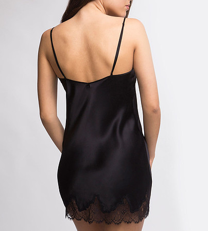 Nocturne Silk Chemise *Limited Sizes, Please Call For Availability* - Image 4