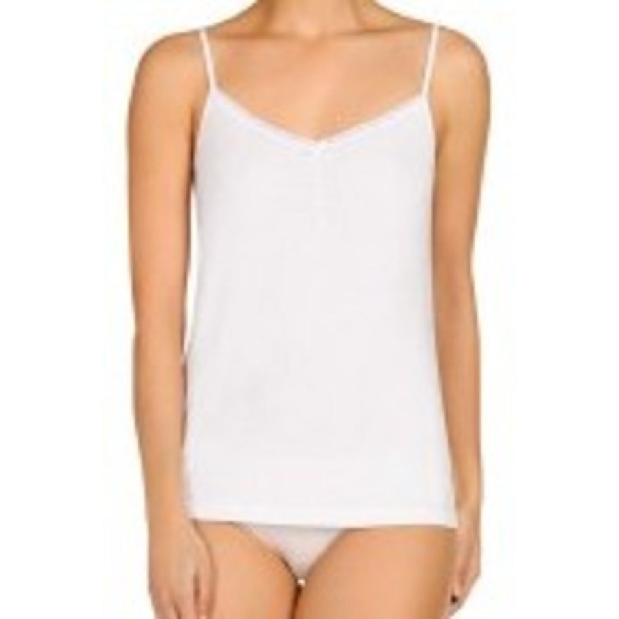 Bamboo and Lace Camisole - Image 1