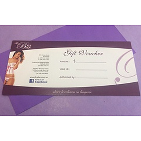 The Bra Bar Gift Voucher- $50 - Image 2