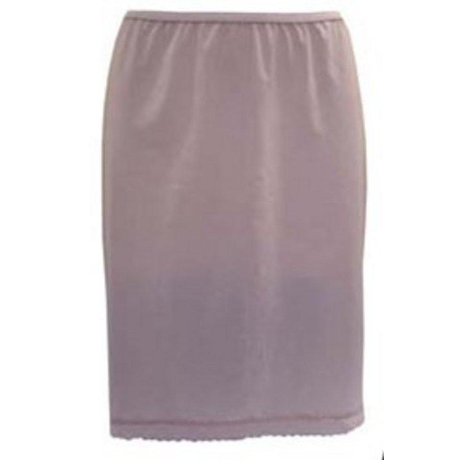 Lace Trim Half Slip - Image 1