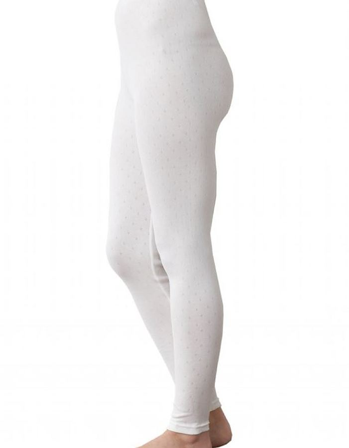 Traditional Seamfree Thermal Leggings - Image 1