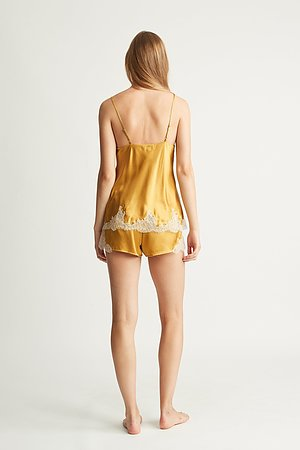 Chantilly Lace Cami and Knicker Set - Image 2