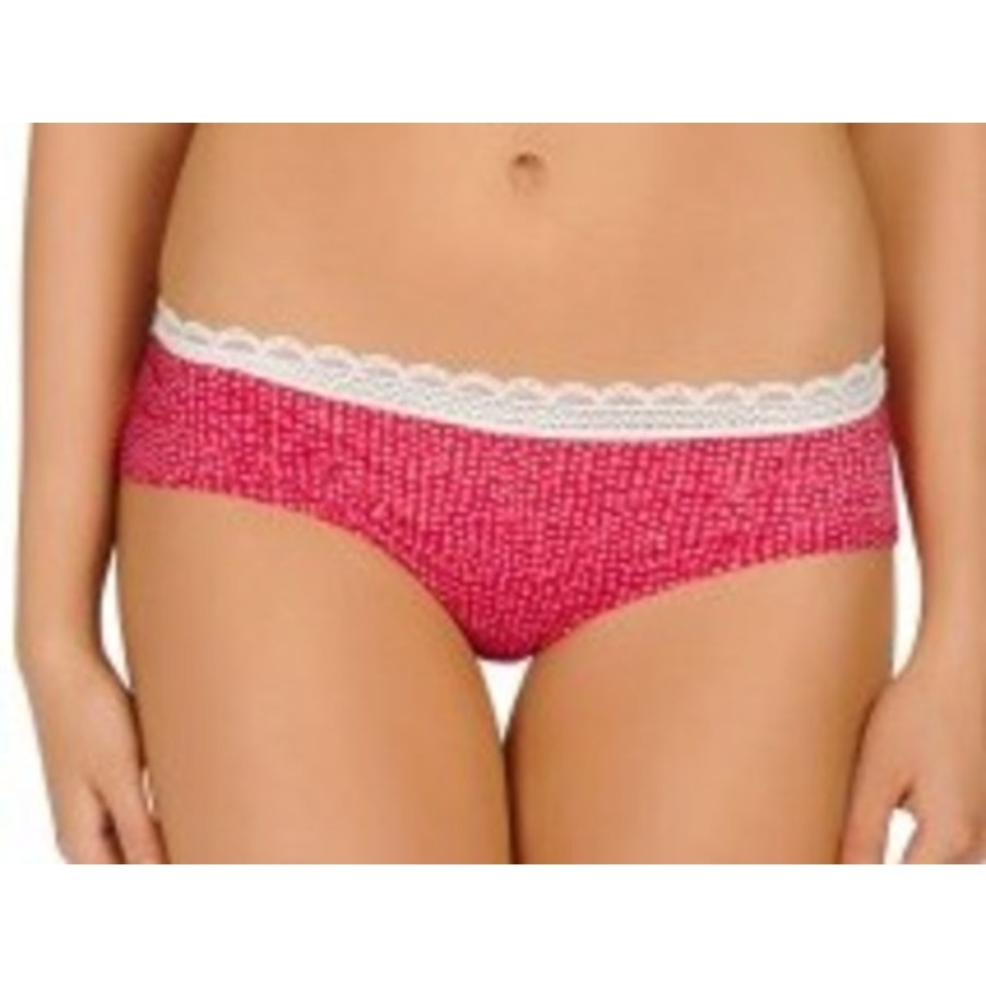 Rose Blush Brazilian Brief - Image 1