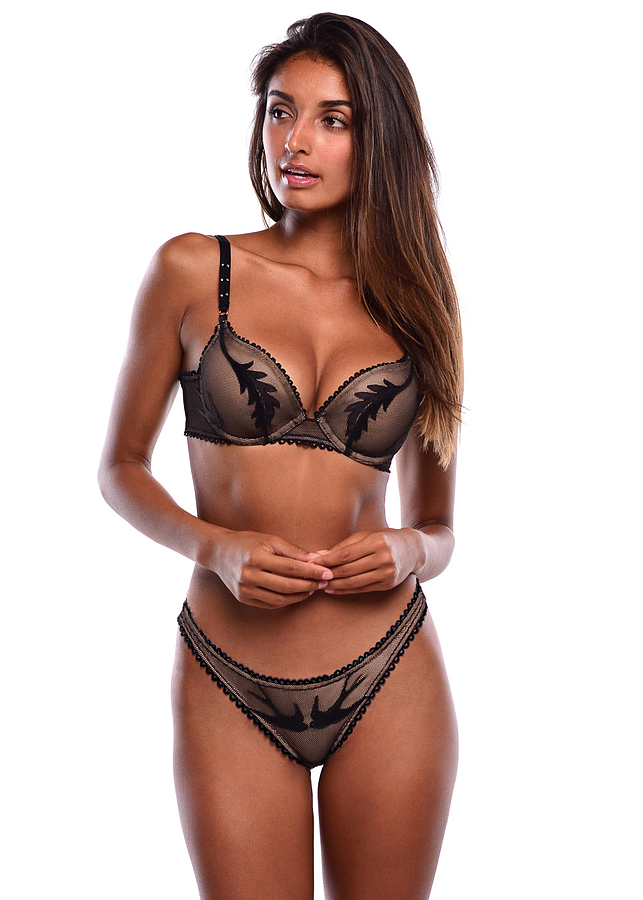 Tattoo Plunge Boost Contour Bra *Limited Stock, Please Call for Available Sizes* - Image 1