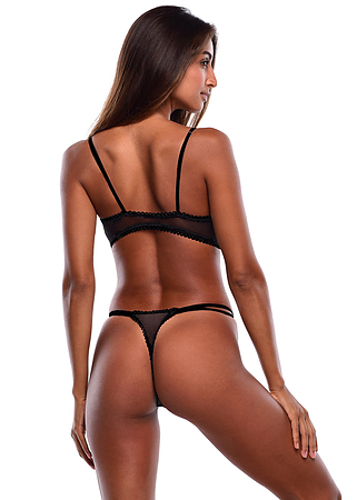 Tattoo Thong *Limited Stock, Please Call for Available Sizes* - Image 2