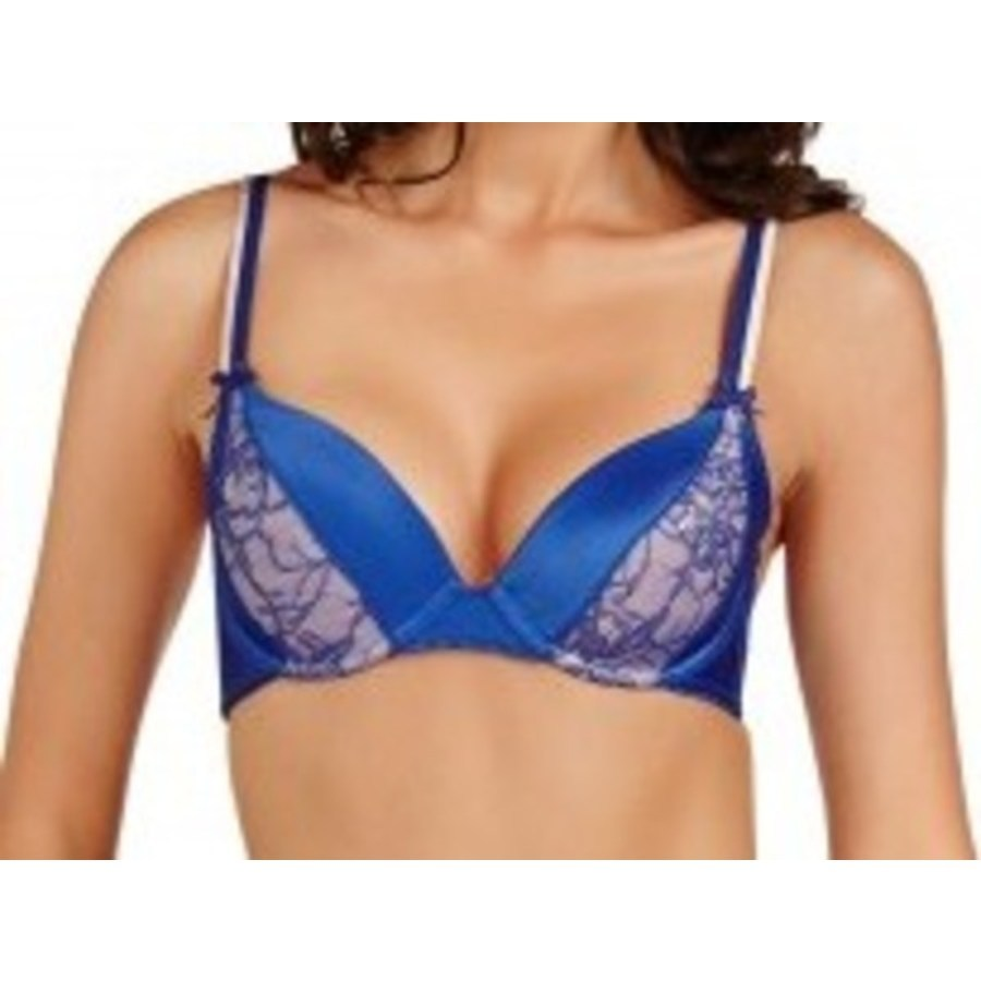Iris Bae Push-up Plunge Bra - Image 1