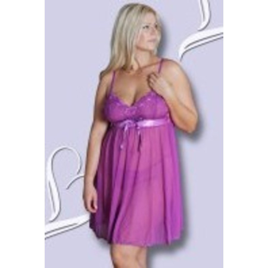 Chemise with panty - Image 1