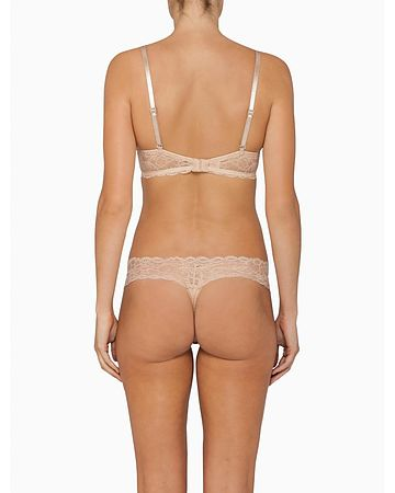 Seductive Comfort Lace Demi Bra - Image 5
