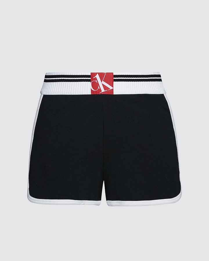 CK One Sock Lounge Shorts - Image 1