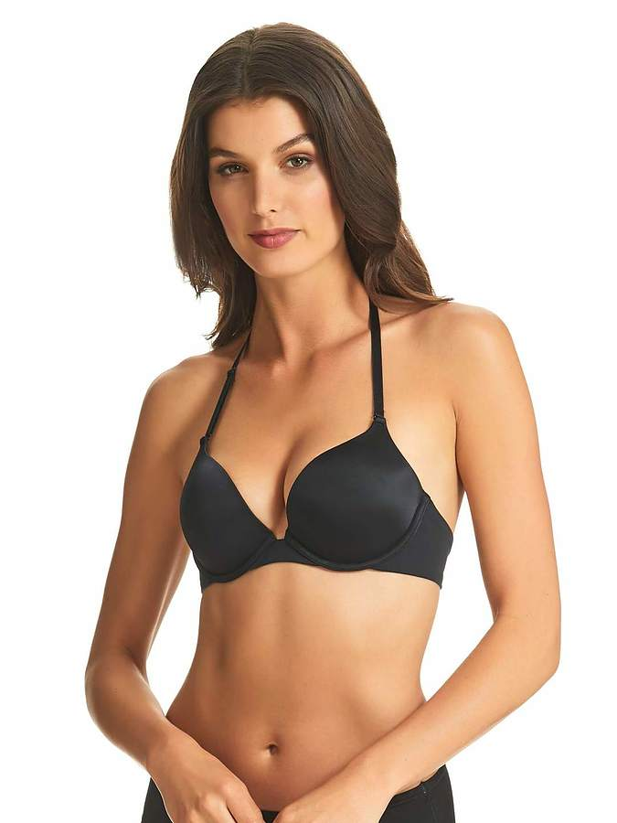 Refined Lines Moulded Convertible Push-Up Bra - Image 1