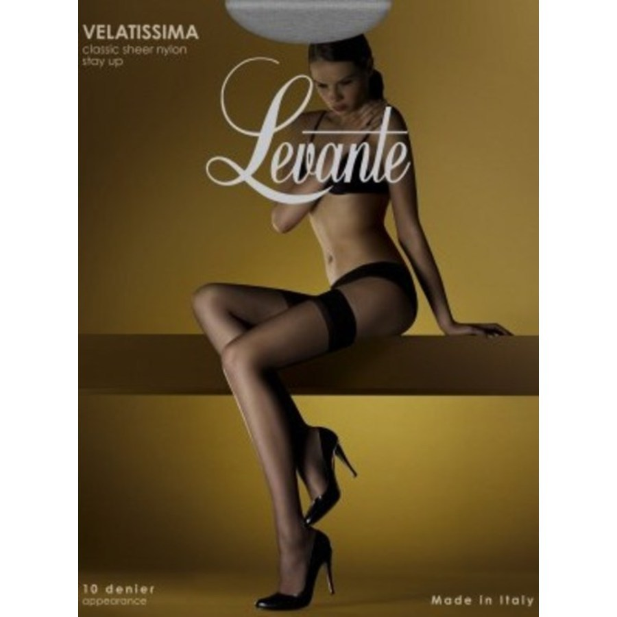 Velatissima Classic Sheer Stay Up - Image 1