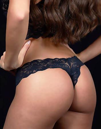 Lace Thong - Image 4