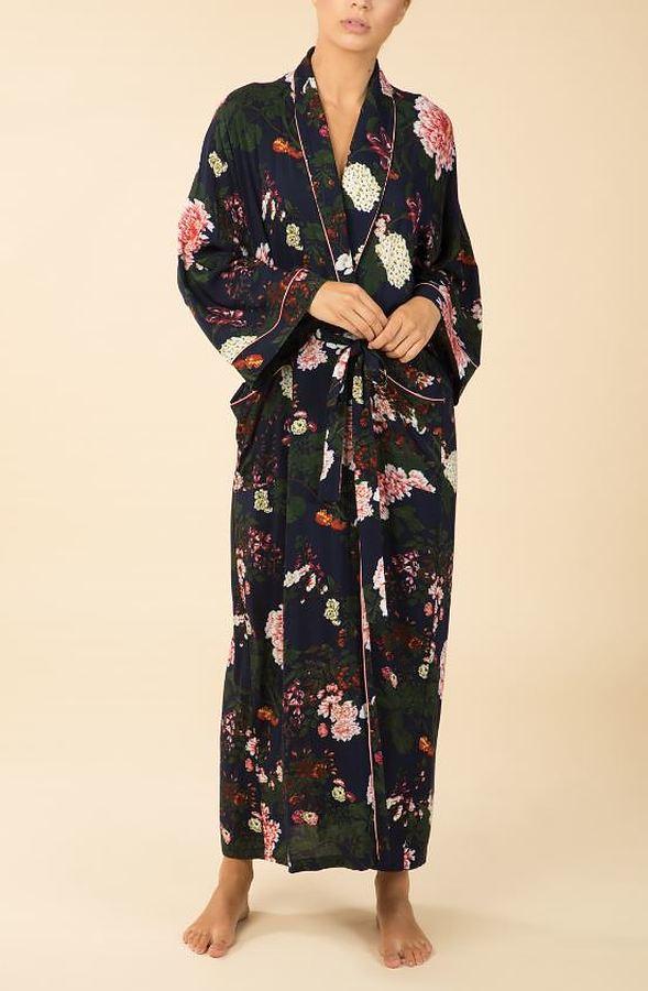 Collette 100% Cotton Robe - Image 1