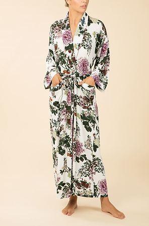 Collette 100% Cotton Robe - Image 2